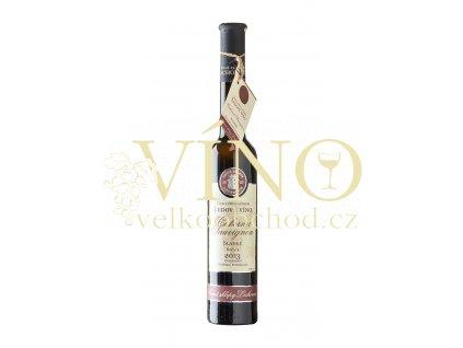 Znovín Znojmo Cabernet Sauvignon ledové víno 2013 Vinné sklepy Lechovice