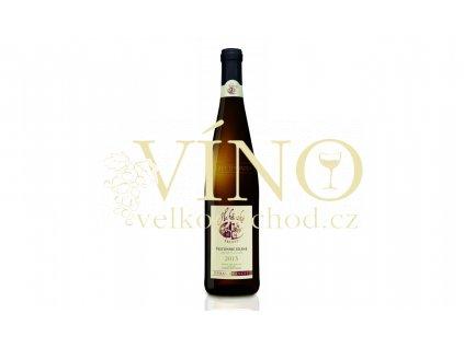Habánské sklepy Veltlínské zelené jakostní 0,75 l suché bílé víno