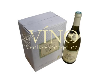 Bag-in-Box 5L Chablis 2018 Domaine du Chardonnay