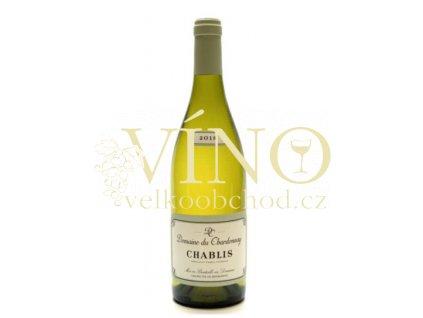 Chablis AOC 2018 - Domaine du Chardonnay