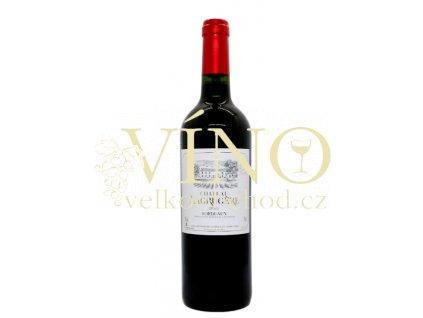 Château Lagrugere - Bordeaux rouge 2019 Les Tapis