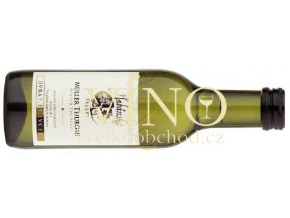 Akce ihned Habánské sklepy Müller Thurgau jakostní 0,187 l suché bílé víno