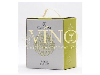 Pinot Grigio - Bag in Box 10L Creavini