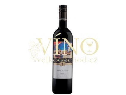 Nero d´Avola Sicilia AOC - Canapi 2019 The Wine People