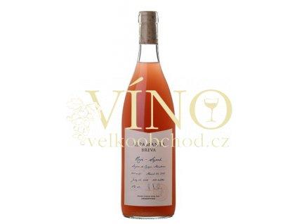Syrah rosé Breva - Alpamanta 2018