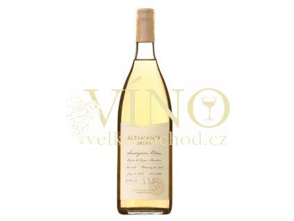Sauvignon blanc Breva - Alpamanta 2018