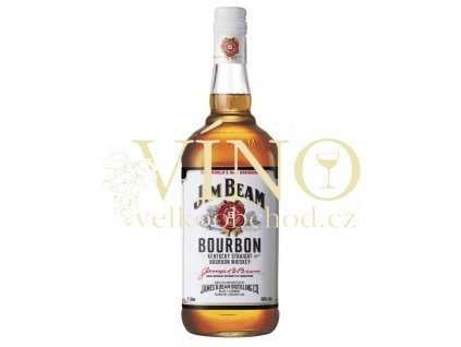 Jim Beam Bourbon Kentucky Straight Whiskey 1 l 40%