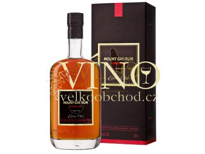 Akce ihned Mount Gay Rum Extra Old 0,7 l 43% karibský rum