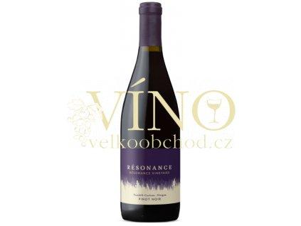 Pinot noir - Résonance 2015 Résonance vineyard