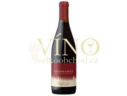 Pinot noir - Decouvertes 2015 Résonance vineyard