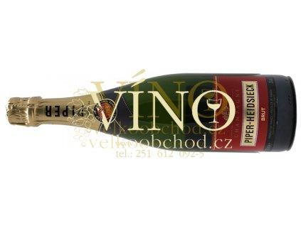 Akce ihned Champagne Piper Heidsieck Brut 0,75 l francouzské šampaňské