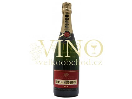 Champagne Piper Heidsieck Brut 0,75 l francouzské šampaňské