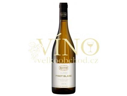 Reisten Classic Pinot Blanc 2018 pozdní sběr