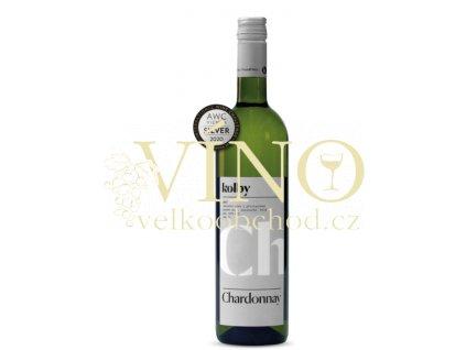 Kolby Classic Chardonnay 2019 pozdní sběr