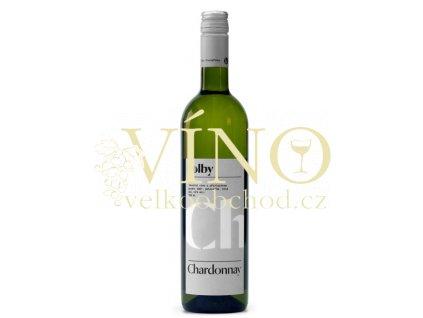 Kolby Classic Chardonnay 2018 pozdní sběr