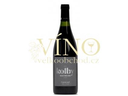 Kolby Selection Cuvée Red 2018 (Cabernet Sauvignon, Merlot)