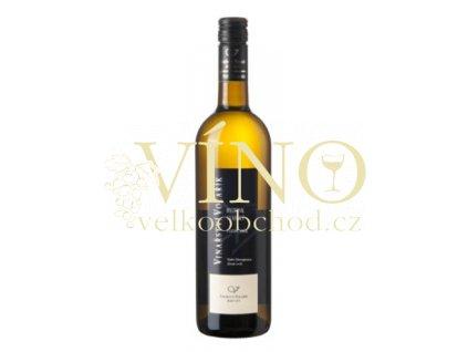 Ryzlink vlašský, kabinetní víno 2020, Zimní vrch Volařík Mikulov