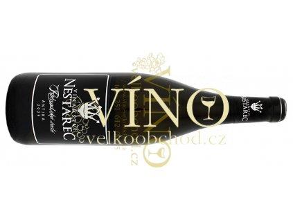 AKCE IHNED Vinařství Nestarec Rulandské šedé 2009 ANTIKA 0,75 l suché víno, 13,50%