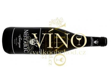 AKCE IHNED Vinařství Nestarec Sauvignon 2009 ANTIKA 0,75 l suché víno, 13,50%