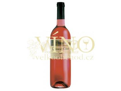 Víno - Quinta do Cidrô Rosé