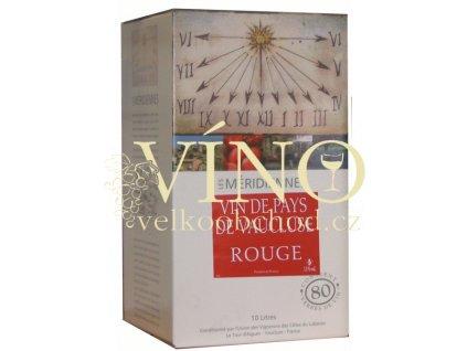 Akce ihned Marrenon Bag in Box 10 l VdP červené francouzské víno