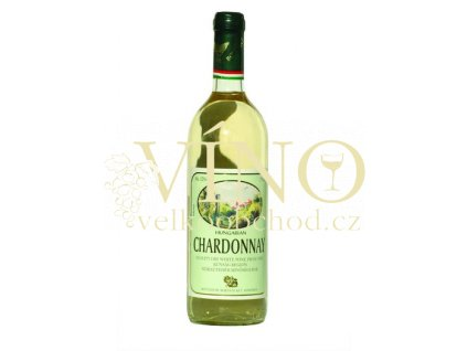 F.Boranal Chardonnay 0,75 L suché maďarské bílé víno