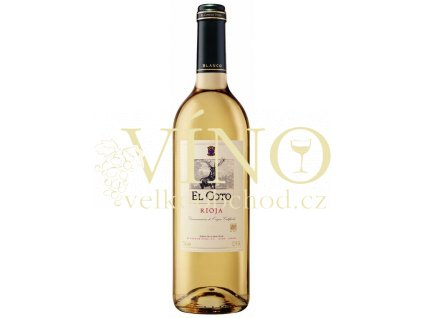 El Coto Blanco DOCa 0,75 l suché španělské bílé víno z Rioja