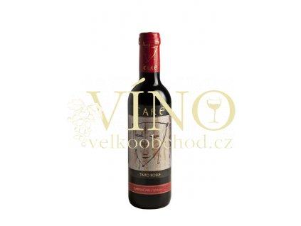 Bodegas Aňadas Care Tinto Roble Cuveé 0,375 l suché španělské červené víno z Cariňena