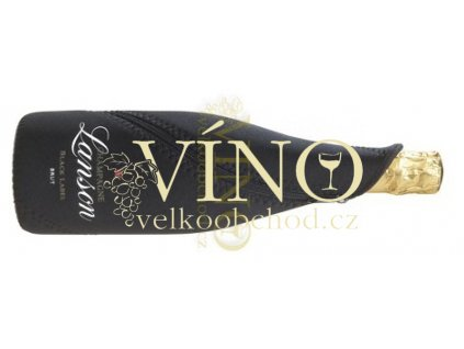 Akce ihned Champagne Lanson Black Label Brut 0,75 l v termoobalu