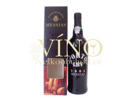 PORTSKÉ - MESSIAS LATE BOTTLED VINTAGE 2004 0,75L