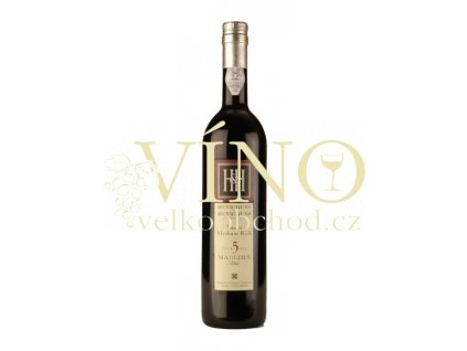 Henriques & Henriques 5 years old finest medium rich 0,75 l Madeira