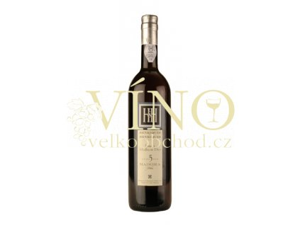 HENRIQUES & HENRIQUES 5 YEARS OLD FINEST MEDIUM DRY 0,75L