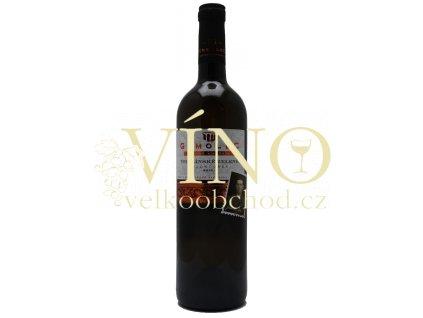Grmolec Veltlínské zelené 2018 pozdní sběr 0,75 l suché bílé víno