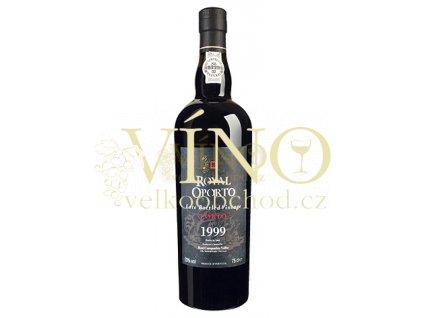 Late Bottled Vintage (LBV) 0,75 l červené víno z Douro