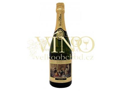Charles Ellner Cuvée de Réserve Brut Champagne 0,75 l
