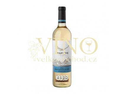 Trapiche Varietal Sauvignon Blanc 0,75 L suché argentinské bílé víno z Mendozy