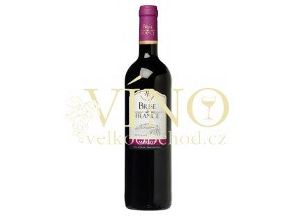 Víno Brise de France Merlot 0,75 l suché francouzské červené