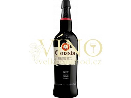 Sherry Canasta Cream Superior 19,5%