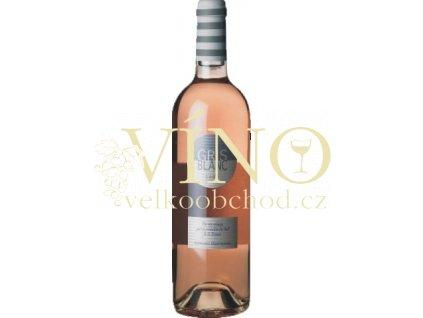 Akce ihned Gerard Bertrand - Gris Blanc (rosé) 0,75 L suché růžové francouzské víno
