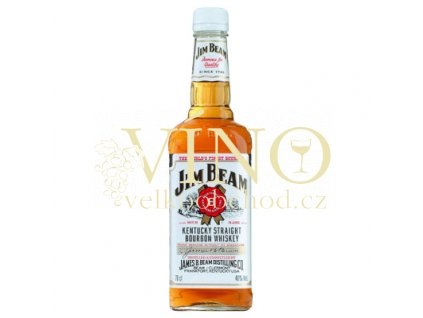 JIM BEAM BOURBON WHITE 0.7 L 40%