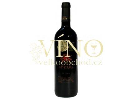 Víno - CLOS SAINT THOMAS Chateau St. Thomas Cabernet Sauvignon / Merlot / Syrah