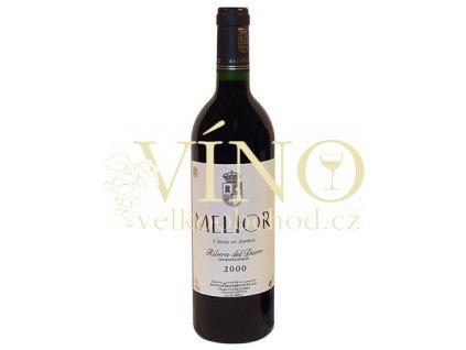 Víno - RIBERA DEL DUERO Melior