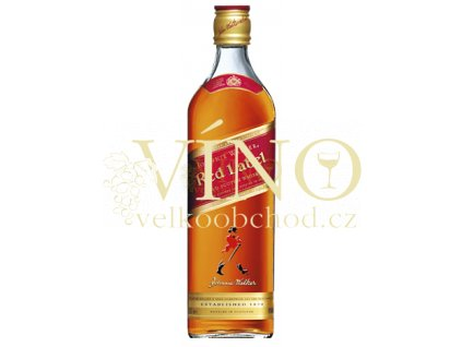 Johnnie Walker Red Label 0,7 l 40% skotská whisky