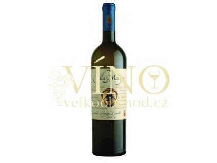 Azienda Agricola Lunelli (Ferrari) Villa Margon Trentino Bianco Superiore DOC italské bílé víno z oblasti Trento