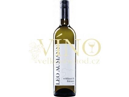 Leopold Aumann Veltliner & Friends rakouské bílé víno z oblasti Thermenregion