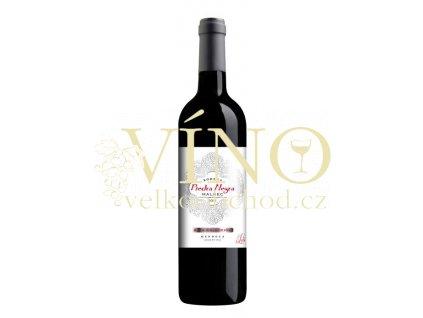 Bodega Piedra Negra Malbec 0,75 l suché argentinské červené víno z Mendozy