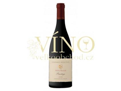 Neil Ellis Vineyard Selection Pinotage Jonkershoek Vallery jihoafrické červené víno z oblasti Stellenbosch