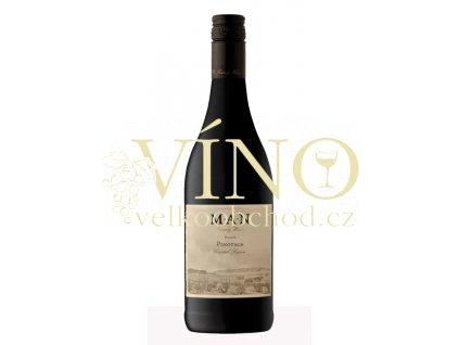 Man Vintners Pinotage jihoafrické červené víno z oblasti Western Cape