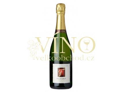 Champagne Fleury Pere & Fils Blanc de Noirs Brut 0,75 l