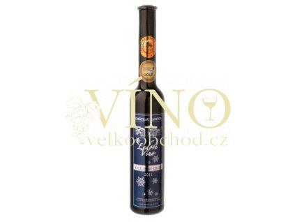 Vinné sklepy Valtice Veltlínské zelené 2011 ledové 0,2 l sladké moravské bílé víno